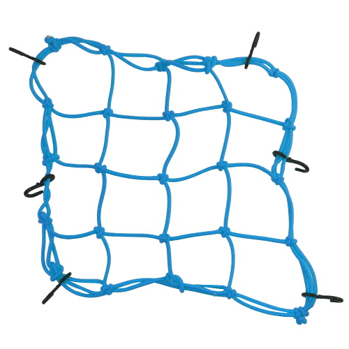 Cargo Net Light Blue