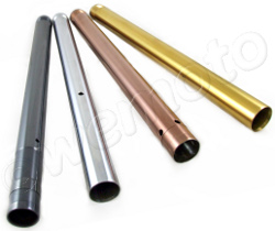 Coloured fork tubes also available