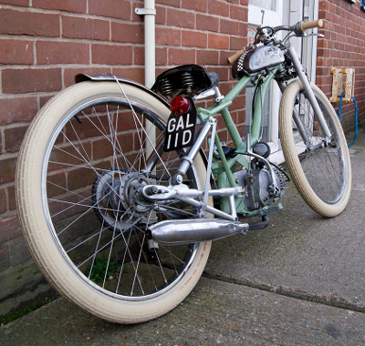 Puch Maxi - It's the bike of the week
