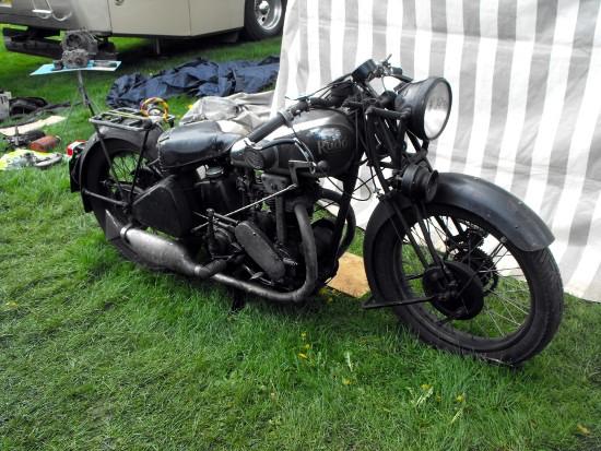 Carole Nash Classic Motorcycle Mechanics Show