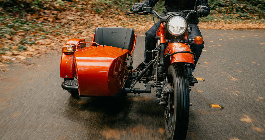 NEWS: THE URAL WITH A DIFFERENCE