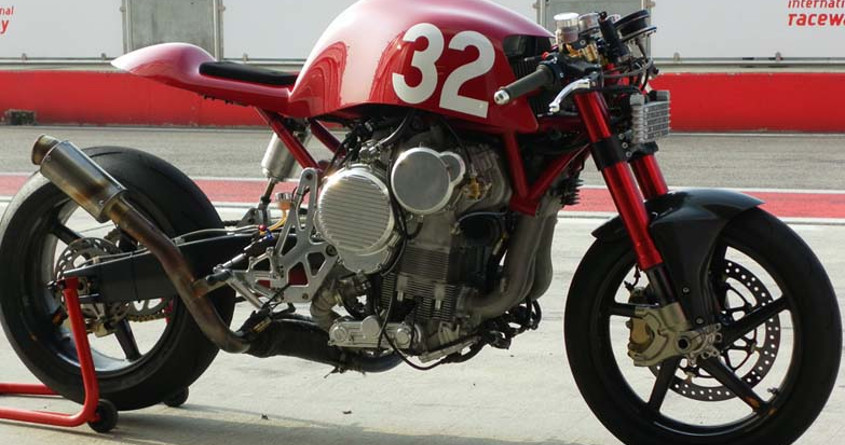 NEWS: FUNDRAISING FOR UPSIDE-DOWN ENGINE BIKE FAILS
