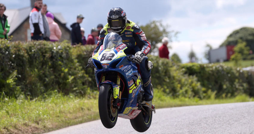 NEWS: SUZUKI GSK-R1000 AT KELLS ROAD RACES IN CO.MEATH