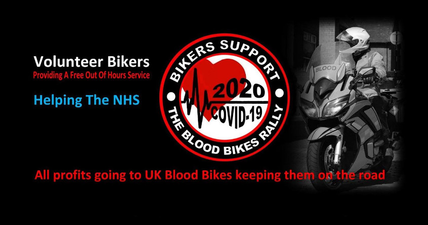 NEWS: BIKERS SUPPORT, SUPPORTING OUR NHS