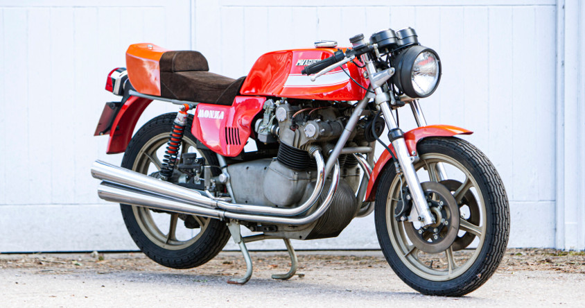 NEWS: QUALITY MOTORCYCLE COLLECTION FROM THE NATIONAL MOTORCYCLE MUSEUM SOLIHULL, FOR SALE BY BONHAMS AT BICESTER