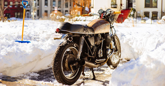 NEWS: A WINTER GUIDE TO MOTORCYCLING – PART 1 – IF YOUR BIKE DECIDES TO HIBERNATE FOR THE WINTER HERE ARE SOME THINGS TO REMEMBER...