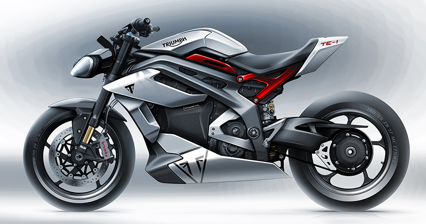 NEWS: COULD THIS TRIUMPH CONCEPT BE THE MOST REALISTIC ELECTRIC BIKE OPTION FOR THE FUTURE?