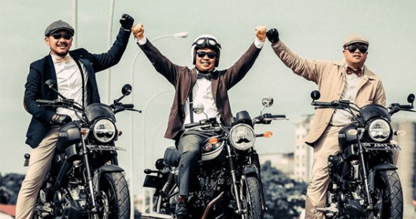 NEWS: RIDING DAPPER FOR A CAUSE - WILL YOU BE GETTING INVOLVED?