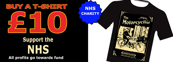 Fundraising T-shirts for the NHS