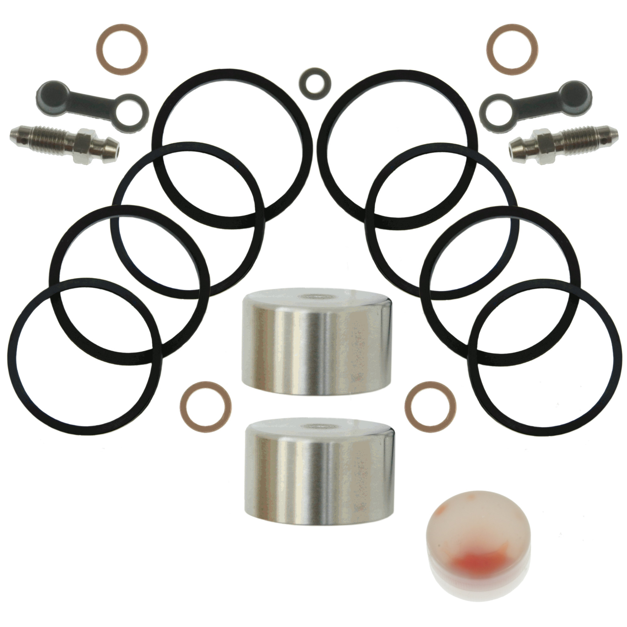 Brake Caliper Piston and Seal Kit