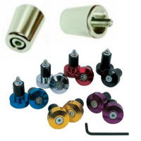 Handlebar end weights