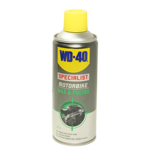 WD-40 Specialist Motorbike Wax and Polish